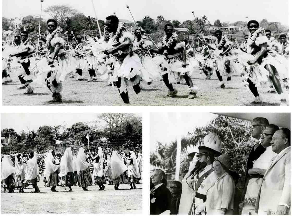 fiji independence celebrations